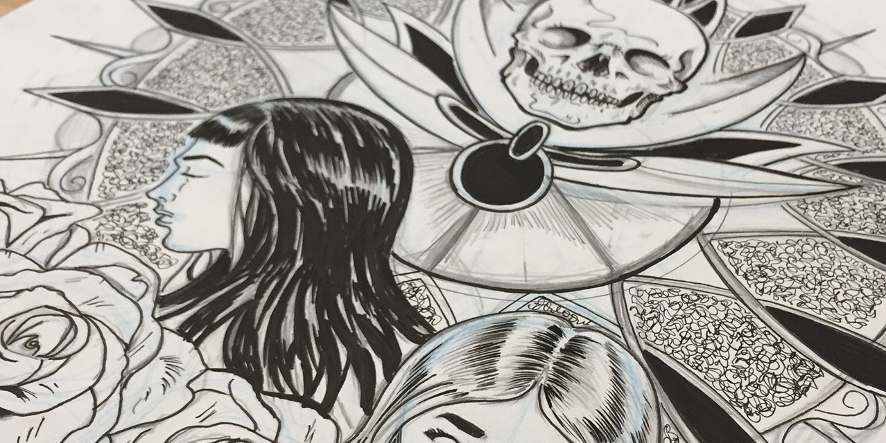 Drawing Twang: Q&A With Visual Artist and Illustrator Thad Pasierb