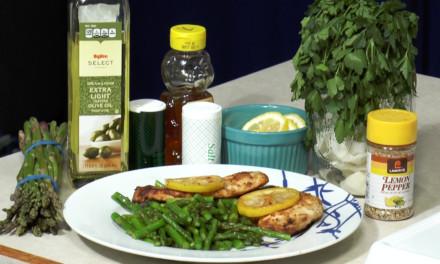 Plain & Simple: Lemon Chicken
