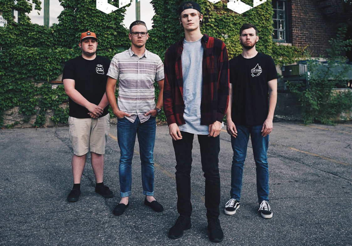 "Michigan-based Our Vices may be ""a bunch of best friends playing music together,"" but they are also making a difference through their writing. Photo courtesy of Our Vices."