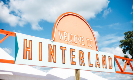 Hyped for Hinterland