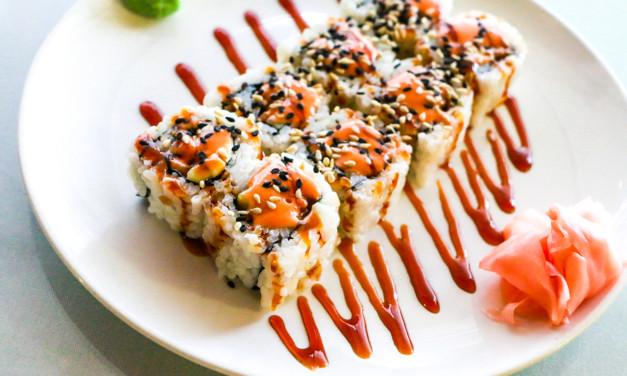 Swanky Sushi