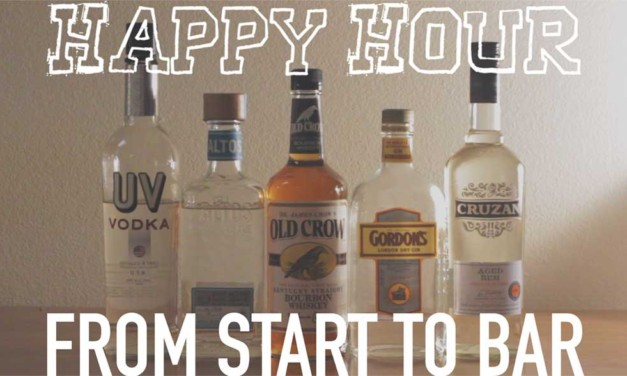 Happy Hour: From Start To Bar