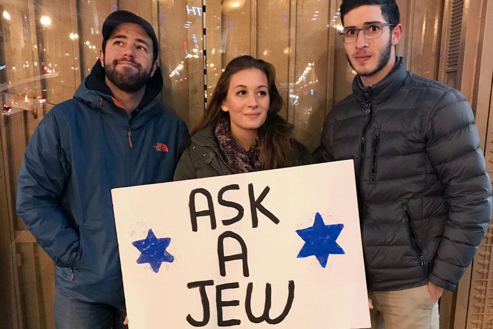 ask a jew