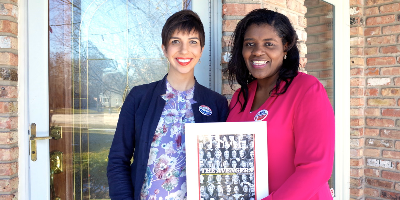 Women on the Ballot: Coloring Outside the Lines