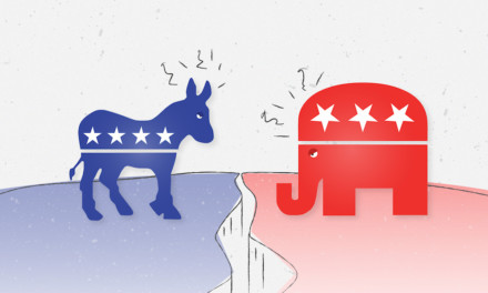 The Polarized States of America