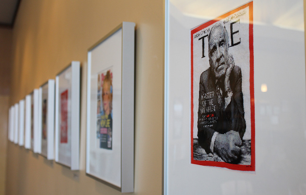 Political Art Exhibition Sews Intrigue for Change