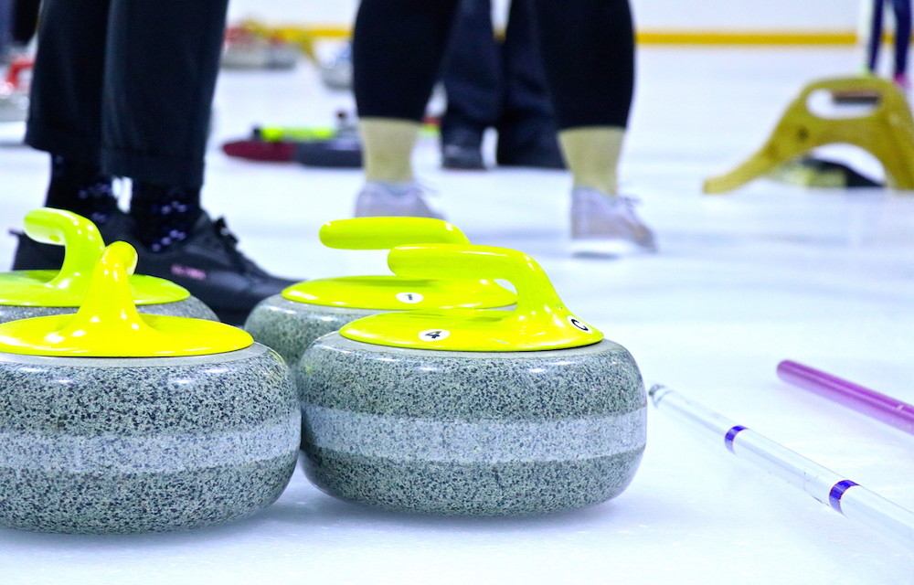 How the Winter Olympics Inspired Me to Try Curling