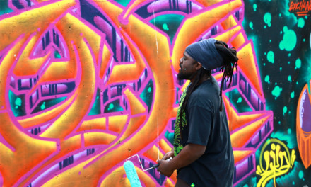 After-School Graffiti Workshop Changes Youth Perspective