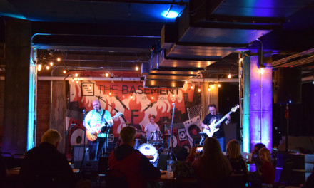 Des Moines Social Club opens up mic for new artists.