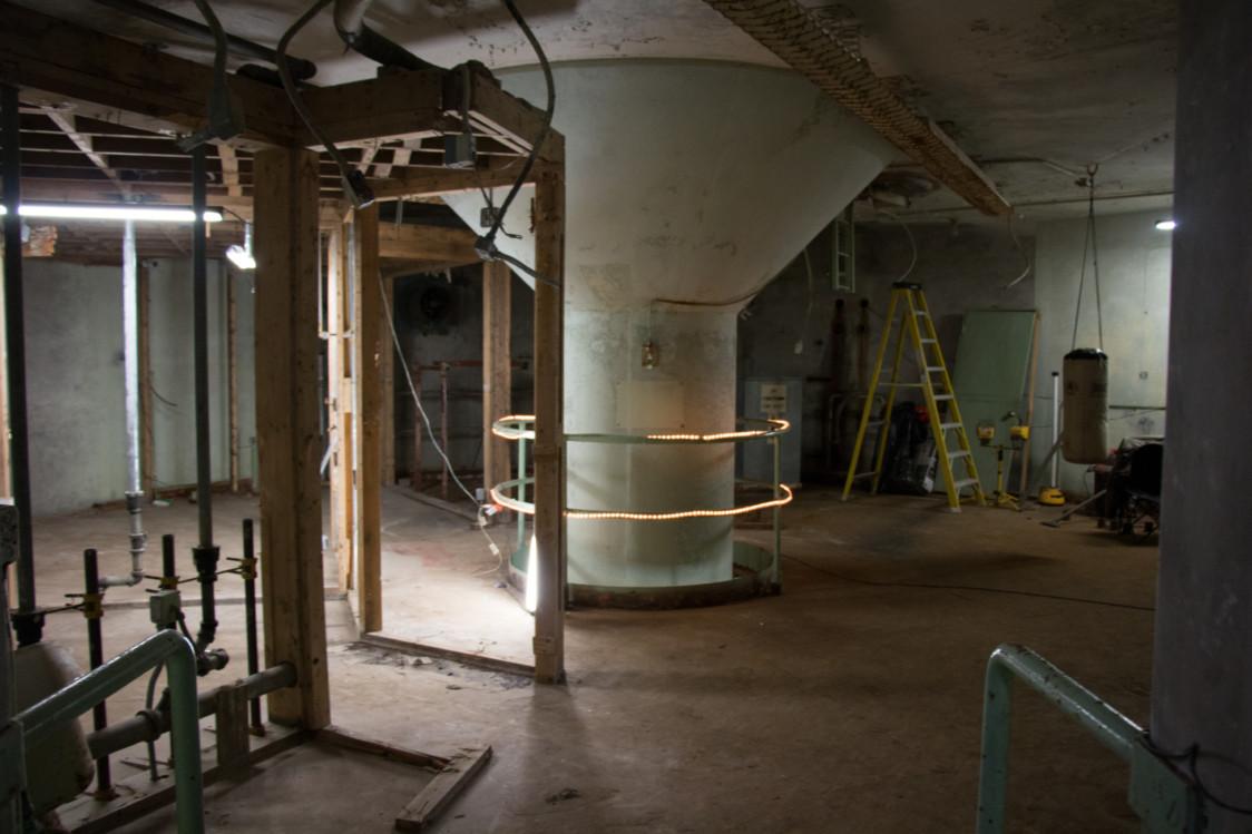 Disaster Preparedness 40 Feet Underground