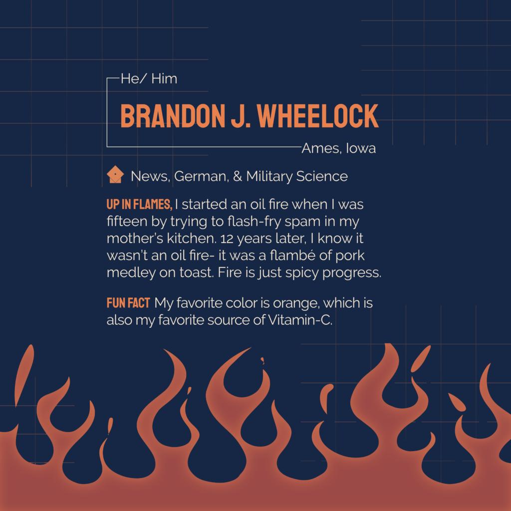 Brandon J. Wheelock