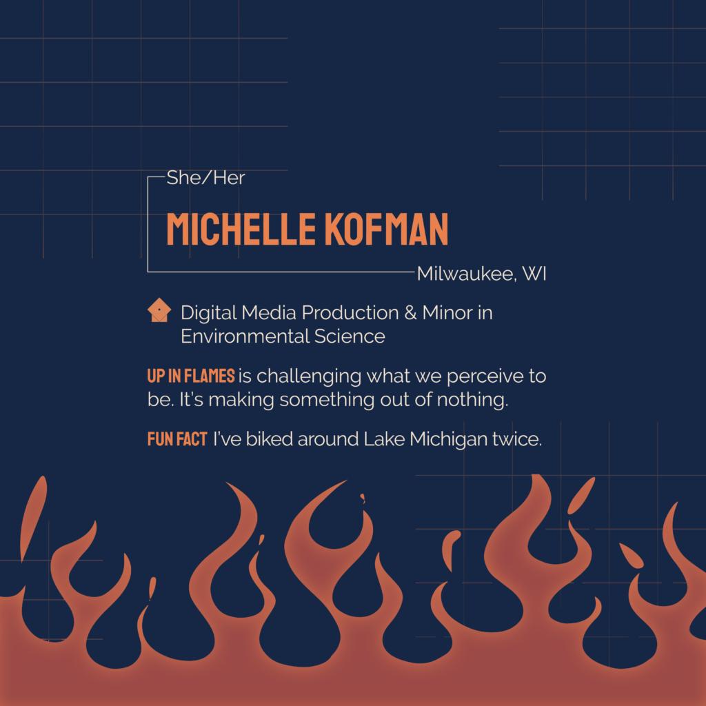 Michelle Kofman