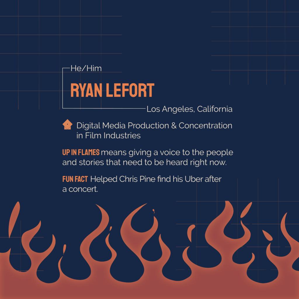 Ryan Lefort